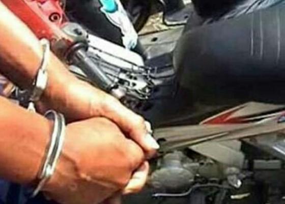 Nusabali.com - nyuri-motor-pecatan-polisi-dihukum-15-bulan