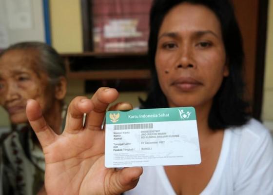 Nusabali.com - ratusan-kartu-indonesia-sehat-dikembalikan