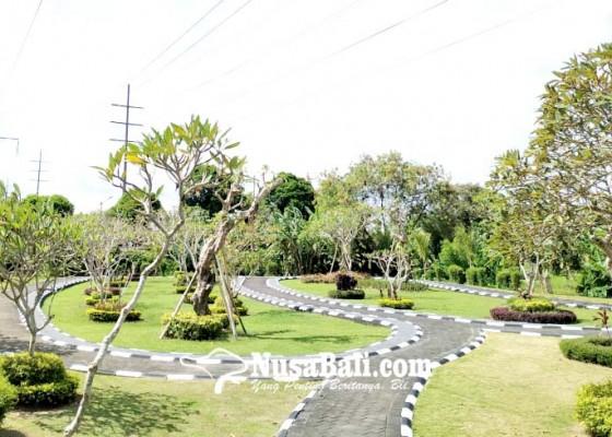 Nusabali.com - jogging-track-di-puspem-badung-dipoles