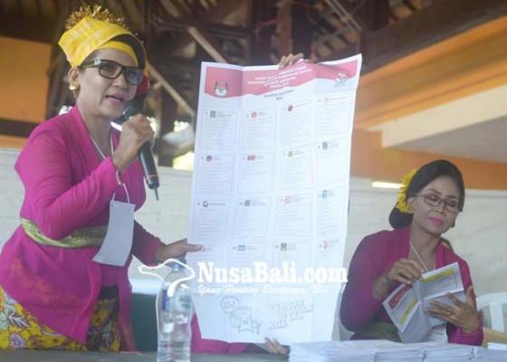 Nusabali.com - diskes-denpasar-pantau-kesehatan-petugas-kpps