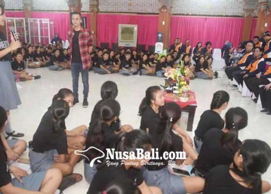 Nusabali.com - menkes-ingatkan-bahaya-bullying