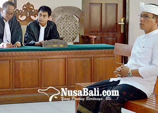 Nusabali.com - bendesa-tanjung-benoa-disidang-kasus-pemerasan