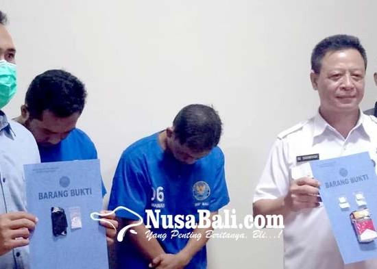 Nusabali.com - undagi-bade-dan-marketing-club-malam-diciduk