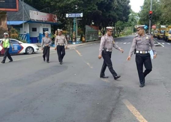 Nusabali.com - persiapan-angkutan-lebaran-satlantas-survei-jalan