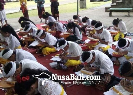 Nusabali.com - disbud-gelar-lomba-nyastra