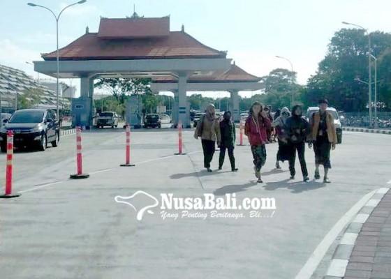 Nusabali.com - bandara-ngurah-rai-uji-coba-moda-transportasi-massal