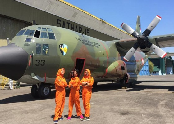 Nusabali.com - smk-penerbangan-cakra-nusantara-siapkan-sdm-infrastruktur-angkasa