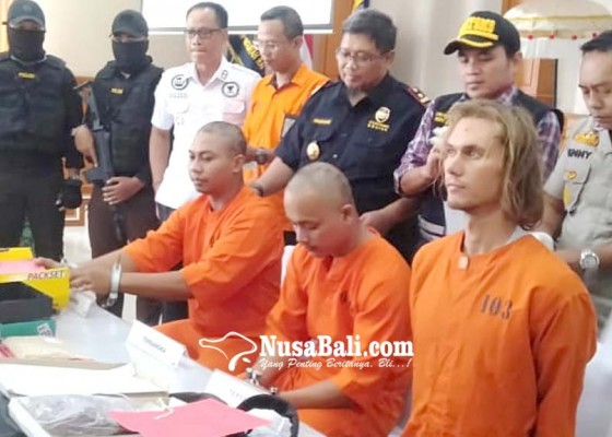 Nusabali.com - bea-cukai-gagalkan-penyeludupan-narkoba-dari-luar-negeri