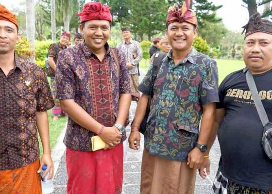 Nusabali.com - perbekel-incumbent-siap-pertahankan-jabatan