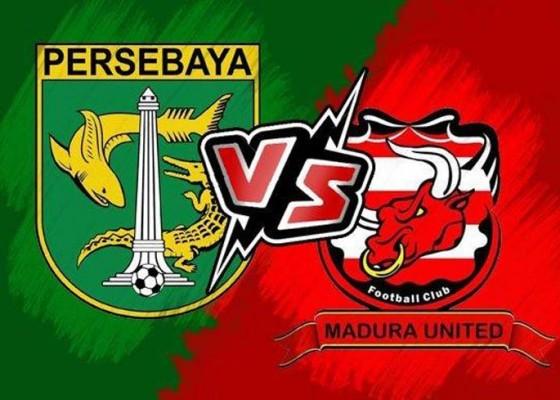Nusabali.com - persebaya-vs-madura-kian-terkatung-katung