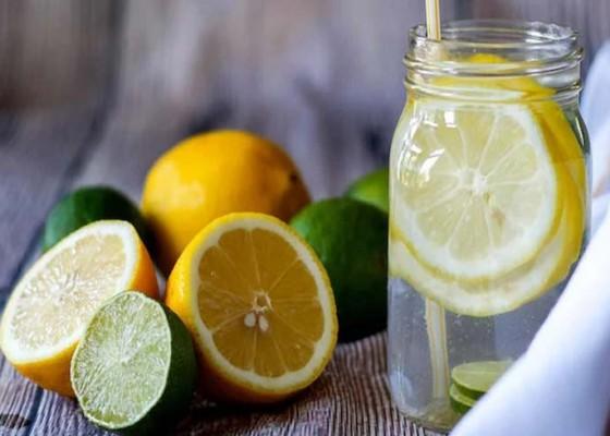 Nusabali.com - kesehatan-kekuatan-air-lemon