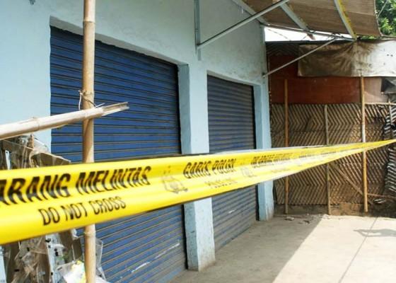 Nusabali.com - satu-terduga-teroris-meledakkan-diri