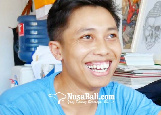 Nusabali.com - raka-jana-lestarikan-budaya-bali-di-kanvas-digital