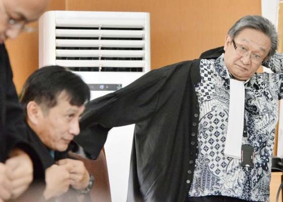 Nusabali.com - pengacara-rommy-sebut-ott-kpk-tidak-sah