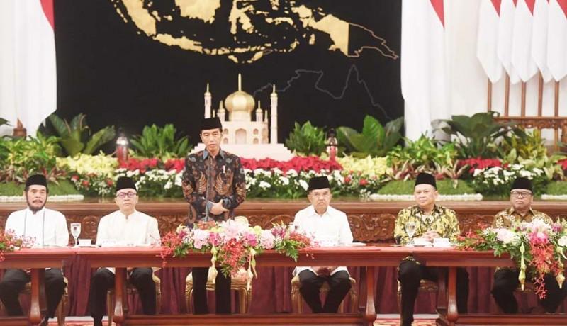 www.nusabali.com-presiden-berbuka-dengan-pimpinan-lembaga-tinggi
