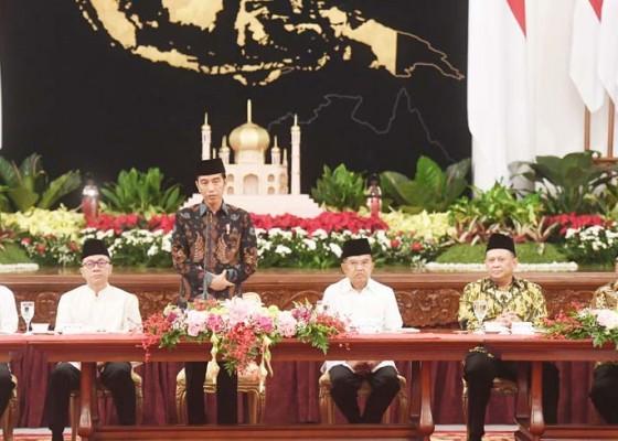 Nusabali.com - presiden-berbuka-dengan-pimpinan-lembaga-tinggi