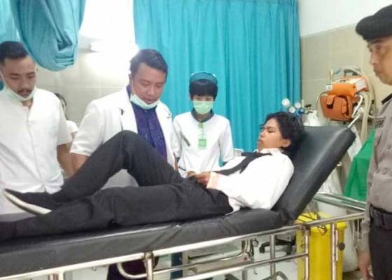 Nusabali.com - kasek-sma-pariwisata-saraswati-klungkung-dipolisikan