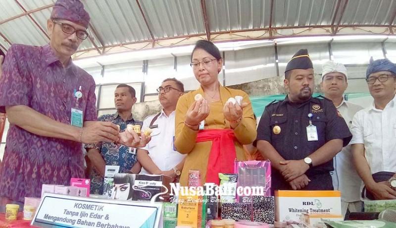 www.nusabali.com-bbpom-musnahkan-puluhan-ribu-kemasan-obat-kosmetik-berbahaya