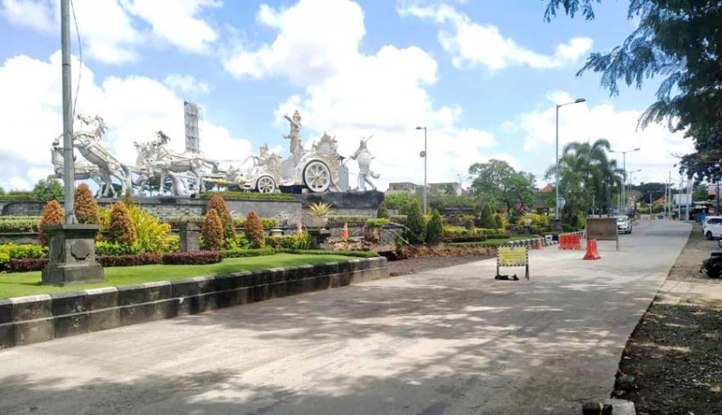 www.nusabali.com-selesai-diperbaiki-jalan-ambles-di-jalan-terminal-mengwi