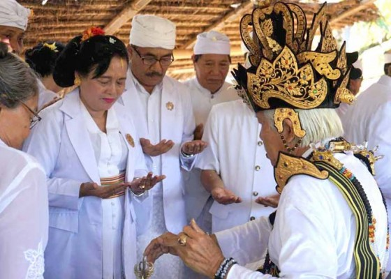 Nusabali.com - 3-sulingih-muput-majaya-jaya-pengurus-phdi