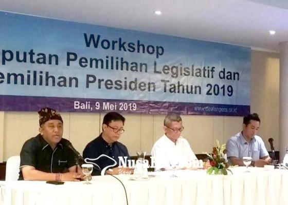 Nusabali.com - dewan-pers-ajak-media-lakukan-rekonsiliasi-pasca-pemilu-2019