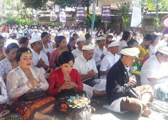 Nusabali.com - ihdn-denpasar-gelar-samawartana-bertepatan-rahina-saraswati