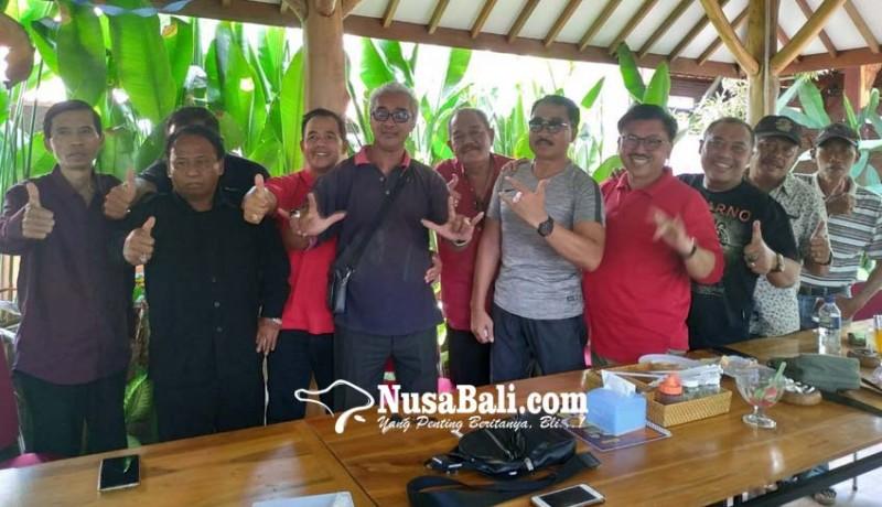 www.nusabali.com-banteng-tua-tabanan-silaturahmi-pasca-pileg