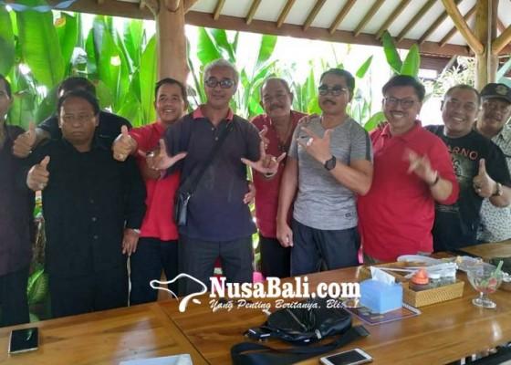 Nusabali.com - banteng-tua-tabanan-silaturahmi-pasca-pileg