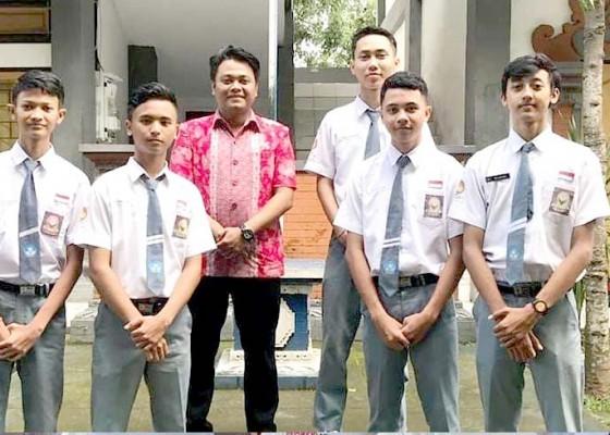 Nusabali.com - tim-sman-1-negara-juara-ii-turnamen-mobile-legends-tingkat-nasional