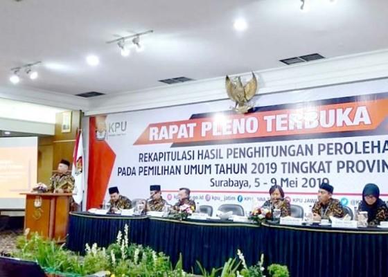 Nusabali.com - menang-pemilu-2019-pdip-ukir-sejarah-di-jawa-timur