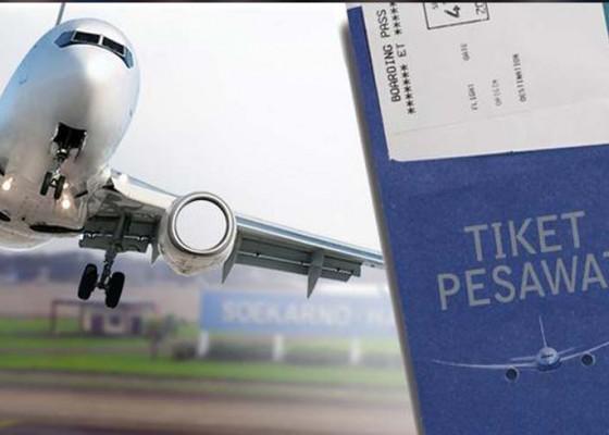 Nusabali.com - tiket-pesawat-mahal-ekonomi-melambat