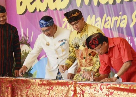 Nusabali.com - koster-beber-capaian-program-kesehatan-lingkungan