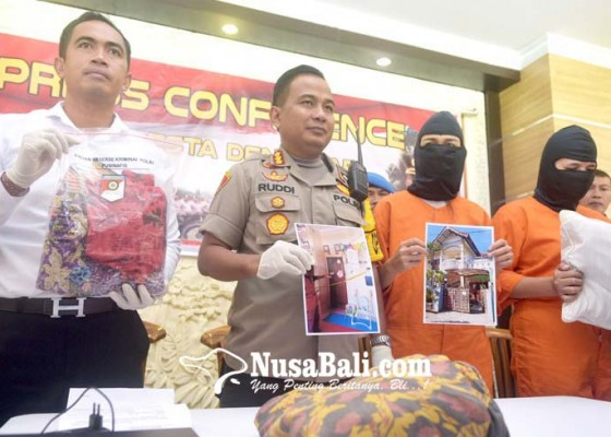 Nusabali.com - tersangka-pengasuh-dan-owner-tpa-ditahan