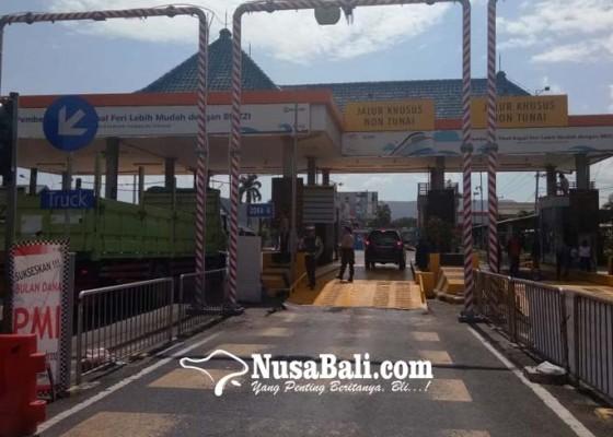 Nusabali.com - persiapan-angkutan-lebaran-asdp-tambah-8-loket-kendaraan