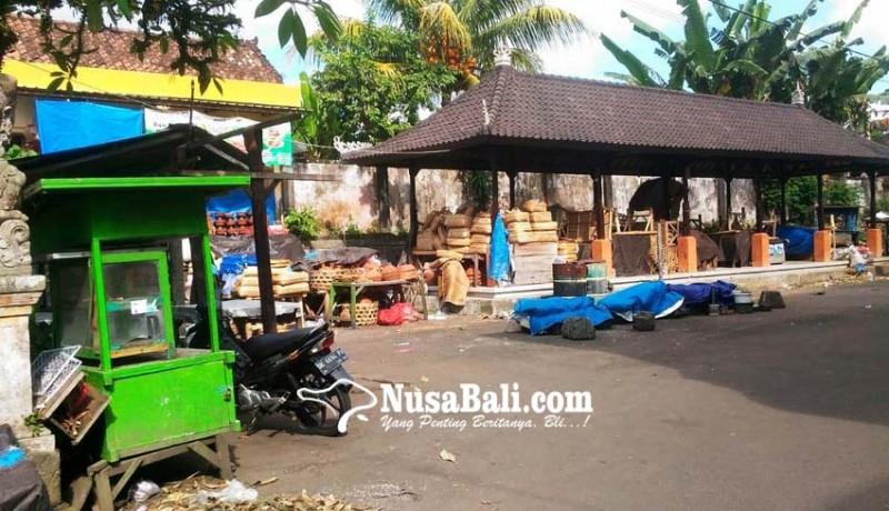 www.nusabali.com-pemindahan-pedagang-ke-pasar-loka-crana-diharapkan-dipercepat