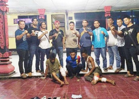 Nusabali.com - kepala-karyawan-indomaret-ditangkap