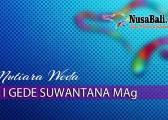 Nusabali.com - mutiara-weda-pengaruh-pergaulan