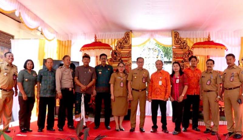 www.nusabali.com-evaluasi-penilaian-lomba-perpustakaan-desa-tingkat-provinsi-bali-di-kabupaten-badung