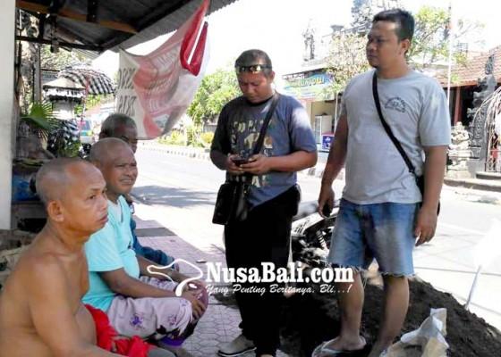 Nusabali.com - kunci-nyantol-motor-pedagang-digondol-maling