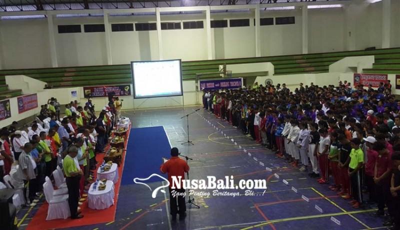 www.nusabali.com-ratusan-atlet-tersisih