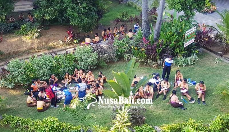 www.nusabali.com-calon-siswa-smkn-bali-mandara-ikuti-boot-camp
