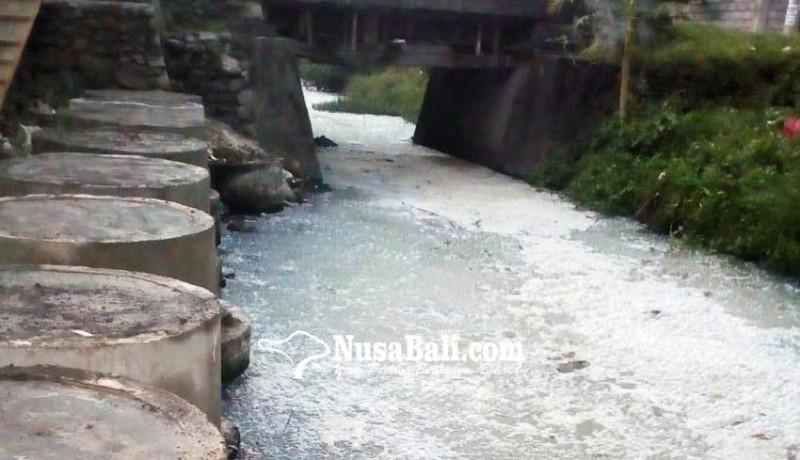 www.nusabali.com-limbah-pabrik-sarden-cemari-teluk-limo