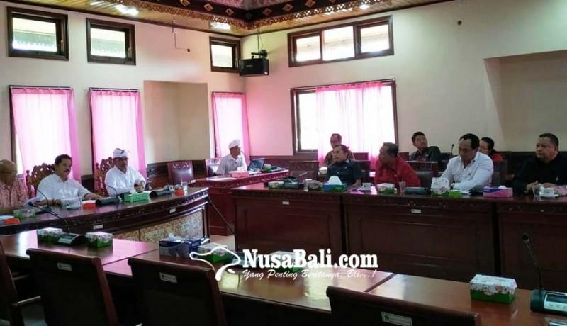 www.nusabali.com-dewan-bahas-kewenangan-pemkab-di-wbd-jatiluwih