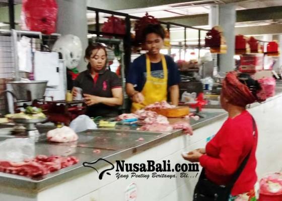 Nusabali.com - harga-daging-sapi-stagnan