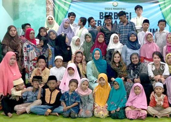 Nusabali.com - dpc-perwira-badung-kunjungi-yayasan-al-munawaroh