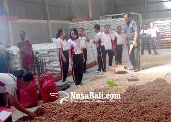 Nusabali.com - tpid-badung-sidak-pasar-tradisional