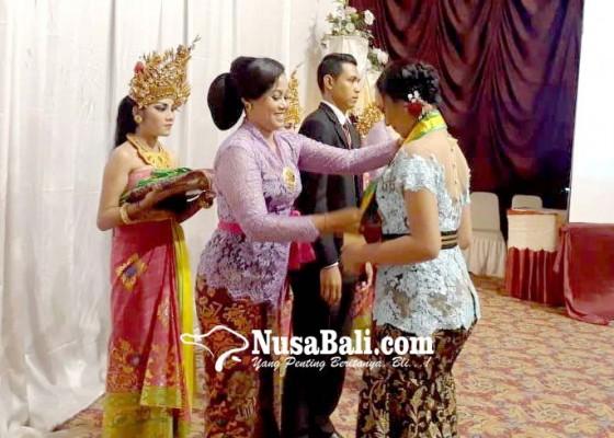 Nusabali.com - smk-teknologi-nasional-denpasar-lepas-53-lulusan