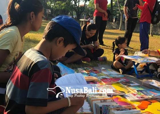 Nusabali.com - turun-tangan-hidupkan-literasi-sejak-dini