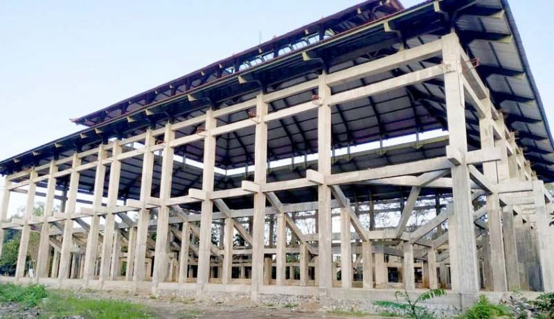 www.nusabali.com-lelang-pembangunan-gor-debes-belum-ada-pemenang-pasti