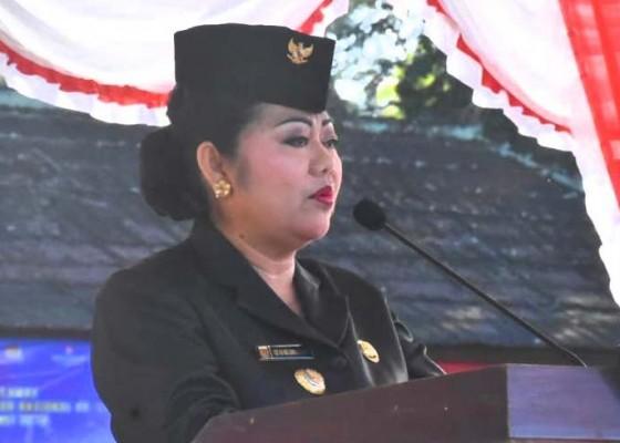 Nusabali.com - bupati-mas-sumatri-serukan-semangat-gotong-royong
